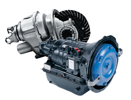 Automatic Transmission and Differential