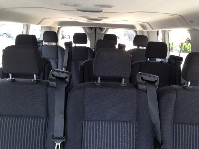 Ford Transit - 12 Passenger Van Rental