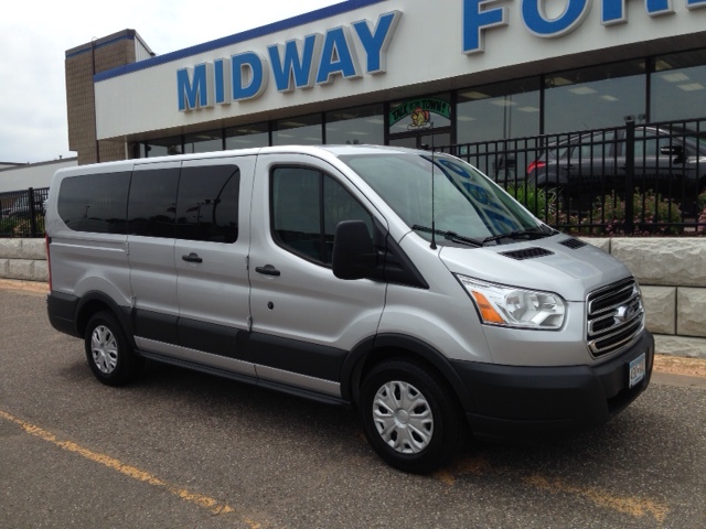 ford transit 12 passenger van rental midway ford in roseville mn. Black Bedroom Furniture Sets. Home Design Ideas