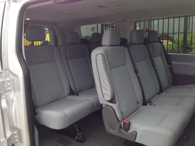 Ford Transit - 8 Passenger Van Rental