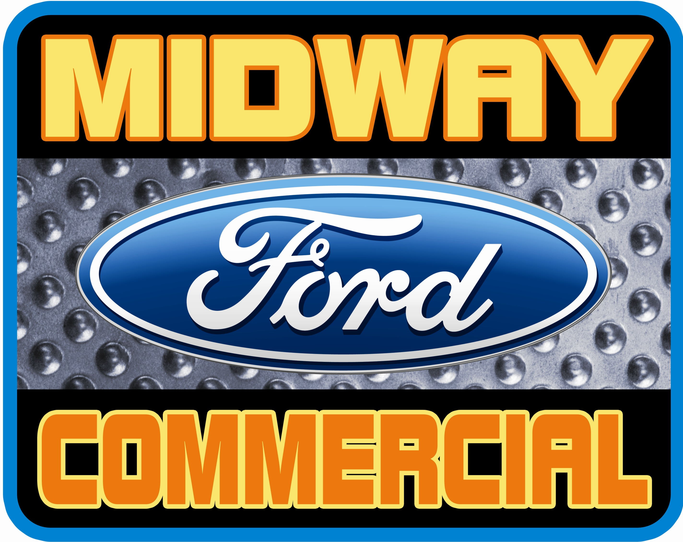 Midway Ford Commercial Logo