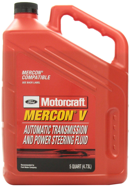 Motorcract Mercon V Automatic Transmission Fluid