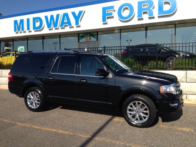 Ford Expedition 8 Passenger Suv Rental Midway Ford Roseville Mn