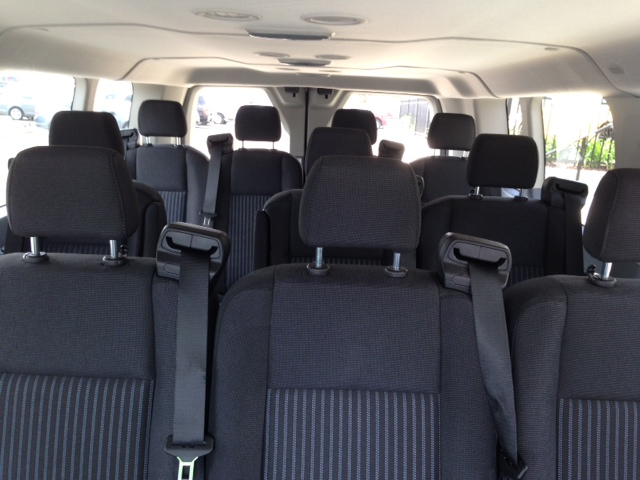Ford Certified Pre Owned >> Ford Transit - 12 Passenger Van Rental | Midway Ford | Roseville, MN
