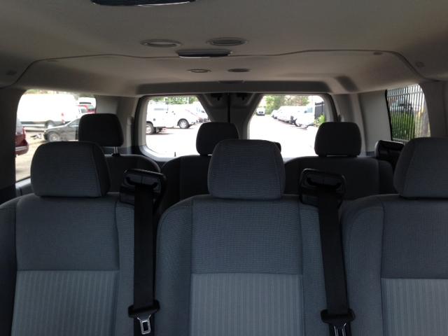 Ford Transit - 8 Passenger Van Rental | Midway Ford | Roseville, MN