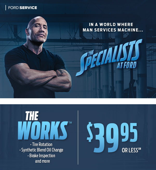 The Works Package Midway Ford Roseville Mn