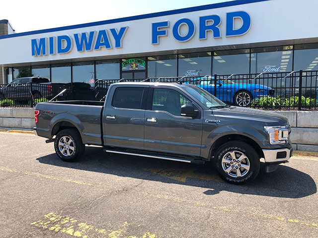 Pickup Truck Rental >> Ford F 150 Pickup Truck Rental Midway Ford Roseville Mn